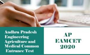 AP EAMCET 2020:Exam date, Notification, Eligibility