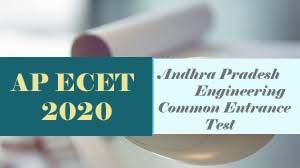 AP ECET 2020, ECET 2020:Exam date, Notification, Eligibility, Fee, Online Application Form