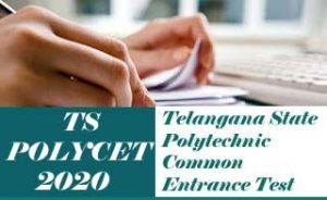 TS POLYCET 2020, TS CEEP 2020 :  Notification, Exam date, Online application form