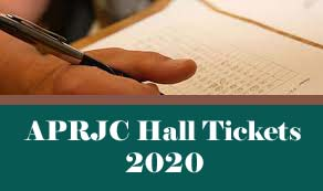 APRJC Hall ticket 2020, APRJC Hall ticket Download 2020, APRJC Hall tickets 2020