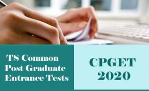 CPGET 2020, TS CPGET 2020 : Notification, Exam date, Online Application form