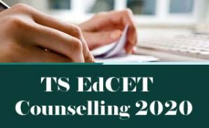 TS EdCET Counselling 2020, Counselling Dates, Fee, Procedure