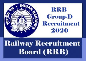 RRB Group-D Recruitment 2020, RRB Group-D Upcoming Vacancy-Notification, Apply Online