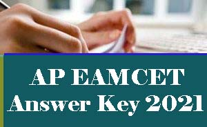 AP EAMCET Answer Key 2021, Official AP EAMCET 2021 Key, AP EAMCET 2021