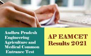 AP EAMCET Results 2021, AP EAMCET Result 2021, AP EAMCET 2021 Results, AP EAMCET Results Date, AP EAMCET 2021 Result