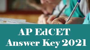 AP EdCET Answer Key 2021 Download, AP BEd Answer Key 2021, AP EdCET 2021 Answer Key