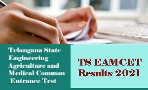 TS EAMCET Results 2021, TS EAMCET Result 2021 Released Date, TS EAMCET 2021 Results, TS EAMCET 2021 Result
