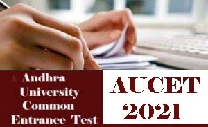 AU PGCET 2021,  AUCET 2021 : Notification, Exam date, Eligibility, Application form