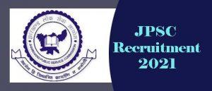 JPSC Assistant Engineer Recruitment 2021, JPSC AE Recruitment 2021