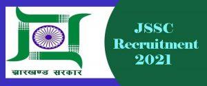 JSSC Forest Guard Recruitment 2021, Jharkhand Forest Guard Recruitment 2021