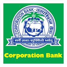 Corporation bank recruitment 2022