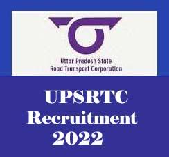 UPSRTC Recruitment 2022 Samvida Conductor, Driver